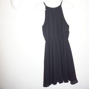 Lush Dresses - Black Dress